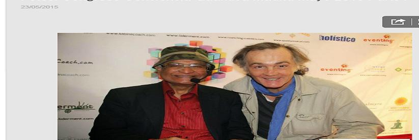SWAMI en Congreso Conciencia Cuantica